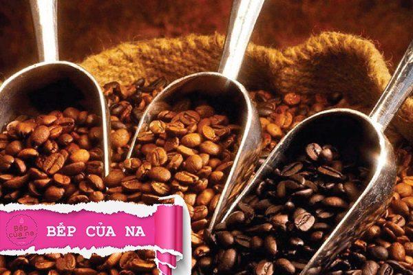 cách chọn cà phê ngon