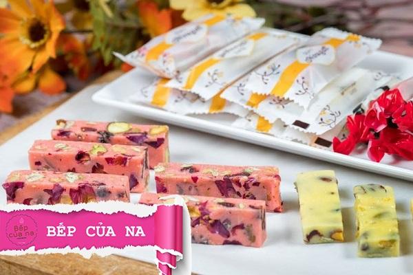 Giới thiệu kẹo Nougat