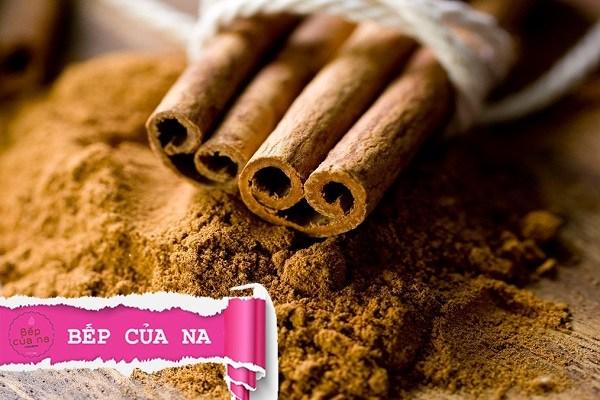 cinnamon bột quế là gì