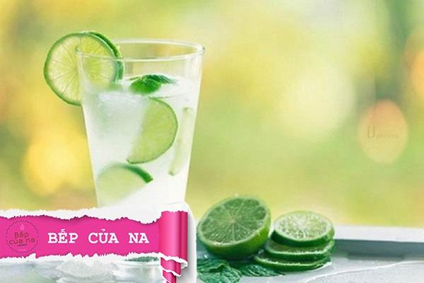 thức uống giải khát cho mùa hè