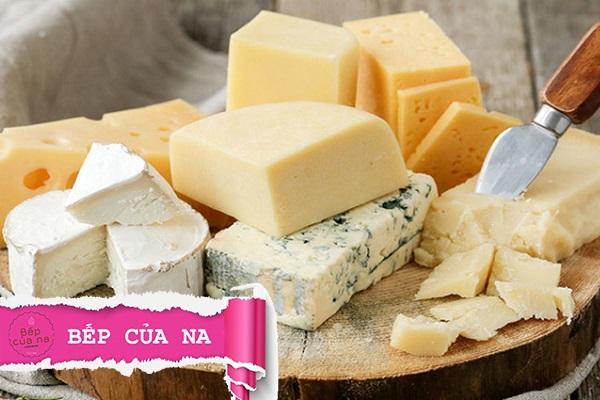 cheese là gì