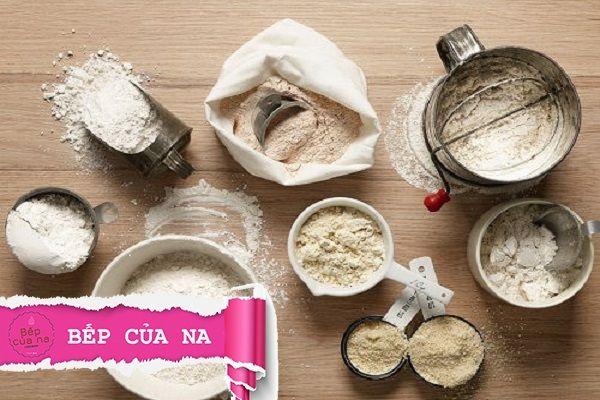 bột mì số 13 làm bánh gì